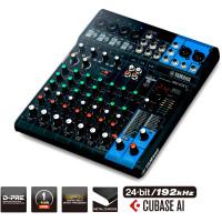 YAMAHA MG10XU Console de mixage 10 canaux Multi-effets