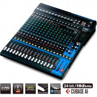 YAMAHA MG20XU Console de mixage 20 canaux Multi-effets