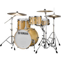 YAMAHA STAGE CUSTOM BIRCH JAZZ18 3FUTS NATURAL WOOD