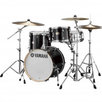 YAMAHA STAGE CUSTOM BIRCH JAZZ18 3FUTS RAVEN BLACK