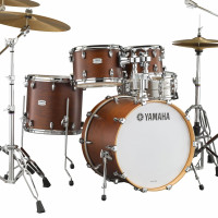 "YAMAHA TOUR CUSTOM 22""/4FUTS CHOCOLATE SATIN"
