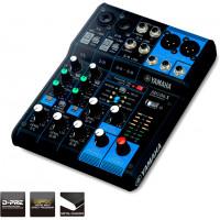 YAMAHA MG06X Console de mixage 6 canaux Multi-effets