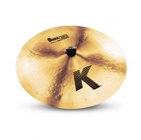 CRASH ZILDJIAN 20 K DARK THIN