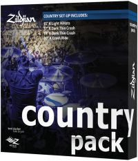 PACK ZILDJIAN K SERIE COUNTRY