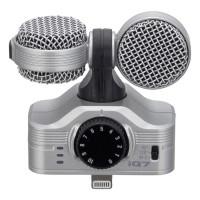 ZOOM IQ7 MICRO IPHONE/IPAD STEREO MID-SIDE