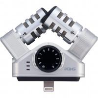 ZOOM IQ6 MICRO IPHONE/IPAD STEREO X/Y
